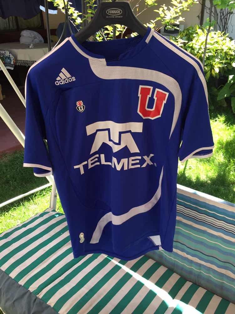 Camiseta Futbol U Universidad De Chile Talla M Grande -   20.000 en ... 636463e91ed68