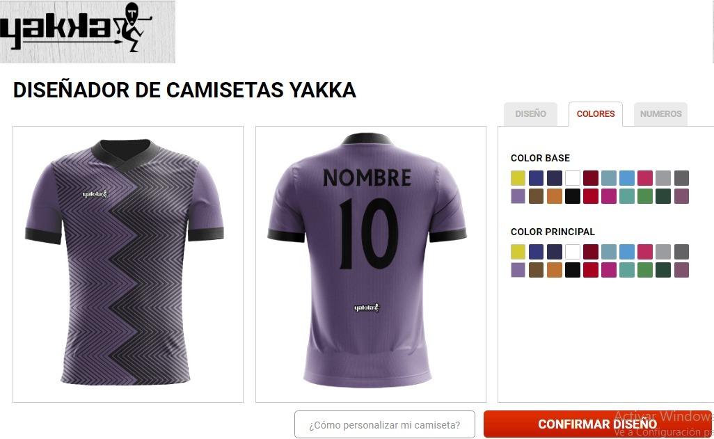 camiseta futbol yakka nombre numeradadiseñador short pack 18. Cargando zoom. 8ed3287d5f075