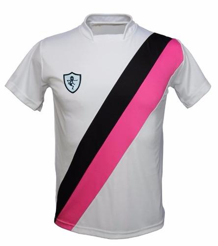 camiseta futbol yakka senior rojo numerada