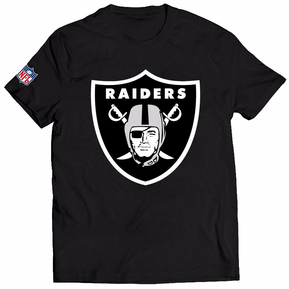 2360a9b8b Camisa Camiseta Oakland Raiders Futebol Americano Nfl - R  39