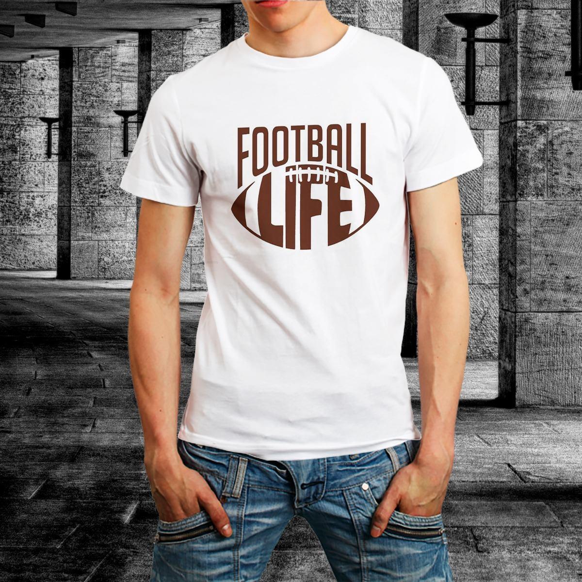 e8bdcd9638 camiseta futebol americano camisa football homem roupa. Carregando zoom.