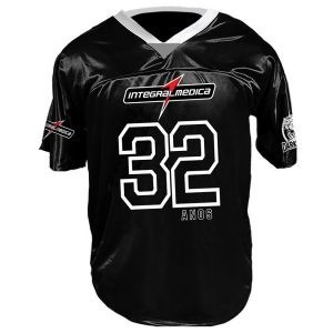 2552a9816 Camiseta Futebol Americano Darkness Integralmédica - G - R  198