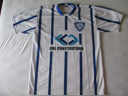 camiseta futebol clube esportivo dom bosco cuiaba mt. grosso