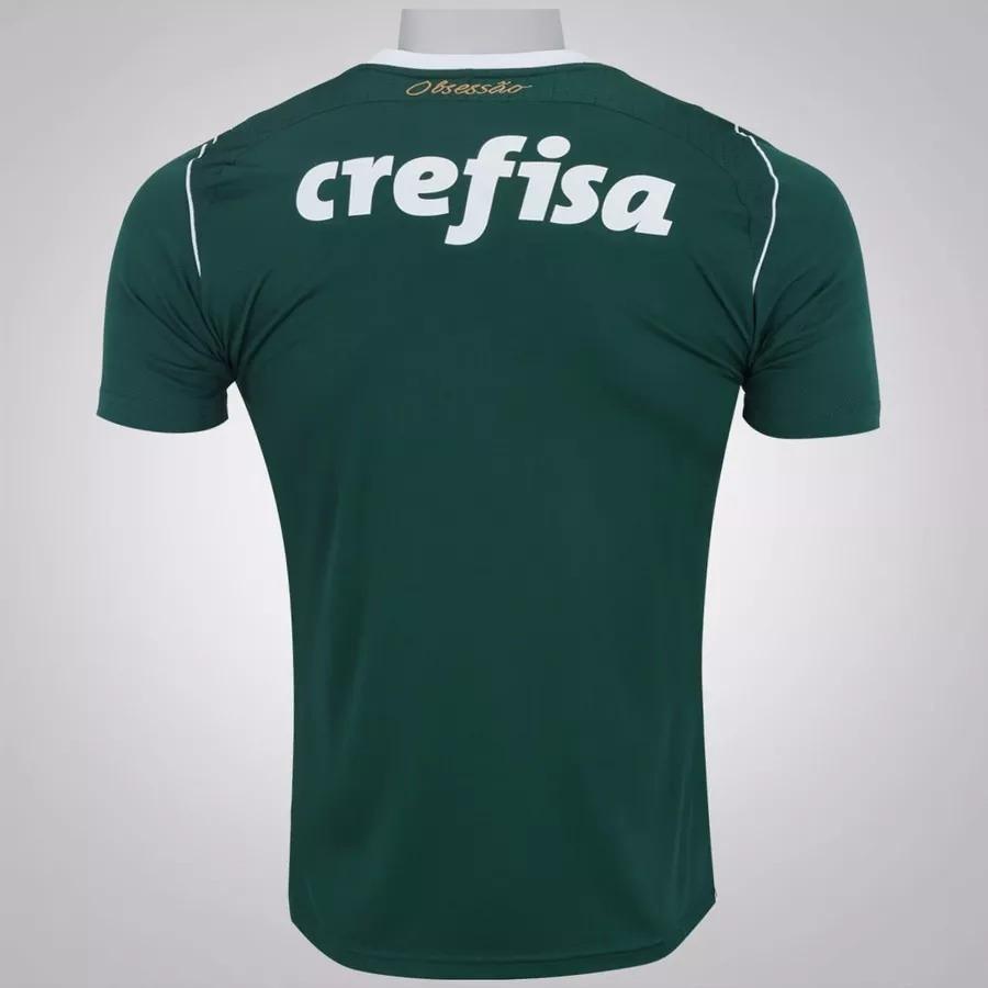 06f82e786474a camiseta futebol oficial palmeiras obsessão personalizada. Carregando zoom.