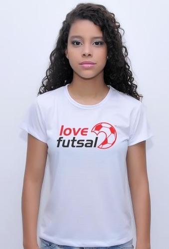 camiseta futsal
