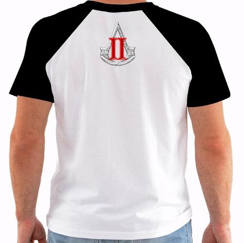camiseta game assassins creed 2