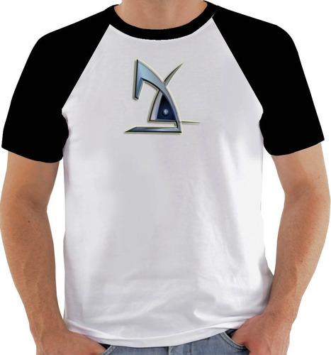 camiseta game deus ex - human revolution