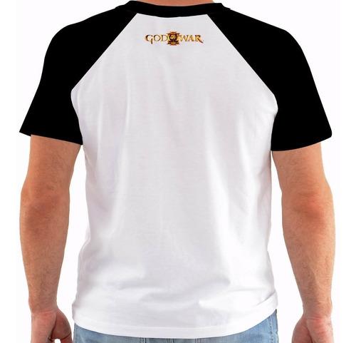 camiseta game god of war