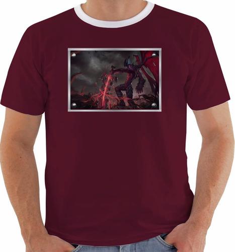 camiseta game league of legends lol - aatrox - 0001