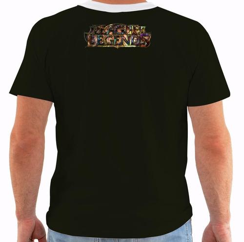 camiseta game league of legends lol - akali - 0003