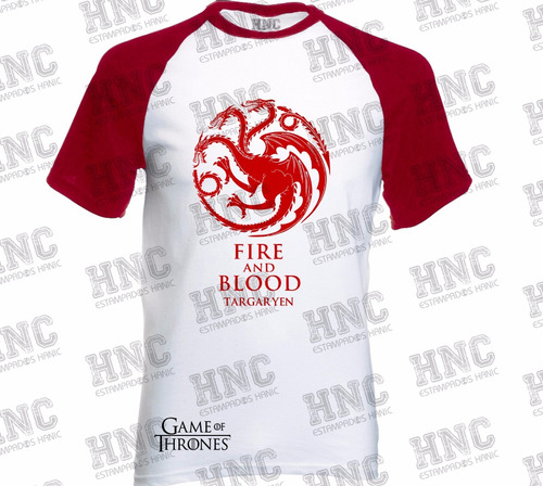 camiseta game of thrones stark lannister targaryen baratheon