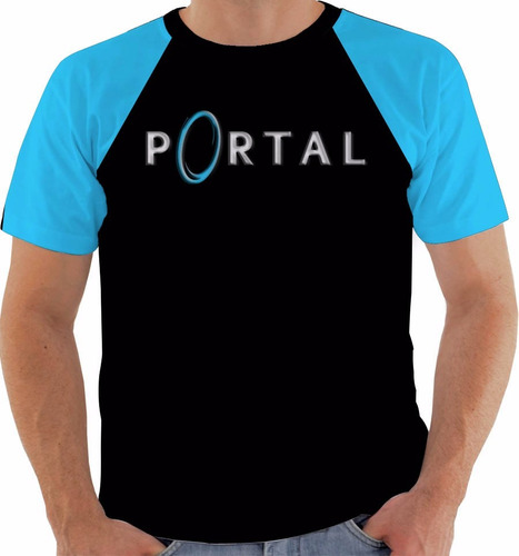 camiseta game portal m374