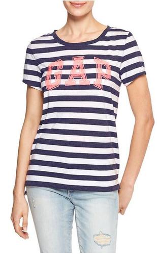 camiseta gap mujer