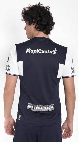 camiseta gimnasia de la plata 2018-2019 azul
