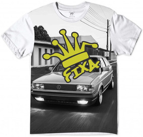 1da4b3ff23 Gol G4 Branco Rebaixado - Camisetas e Blusas no Mercado Livre Brasil