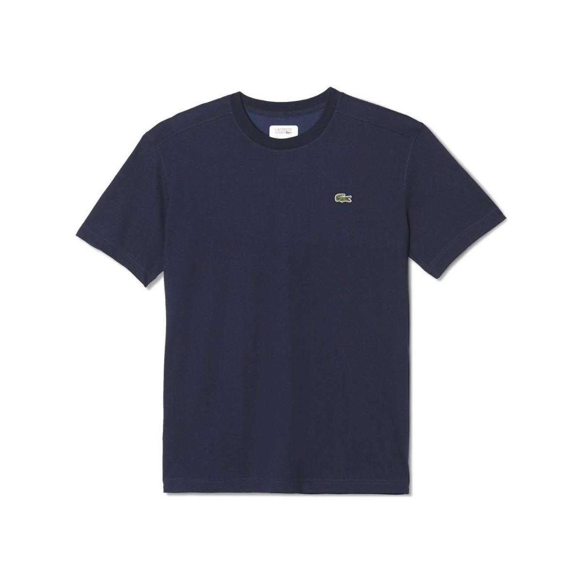 920d4bff1ebe4 camiseta gola careca lacoste sport de jersey - loja física. Carregando zoom.