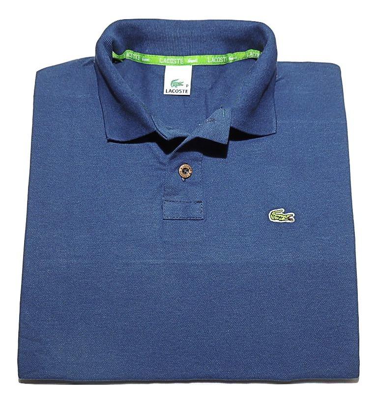 b78135edb8c Camiseta Gola Polo 10 Lacoste Mais Barato Atacado Varejo - R  319