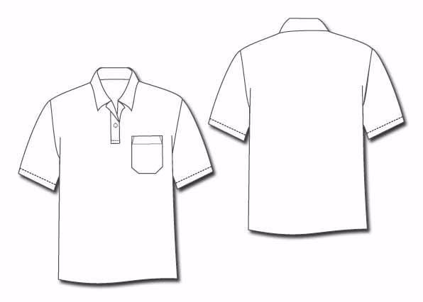 7da6e83505cb6 Camiseta Gola Polo 100% Poliéster Malha Pp Branca Lisa - R  21
