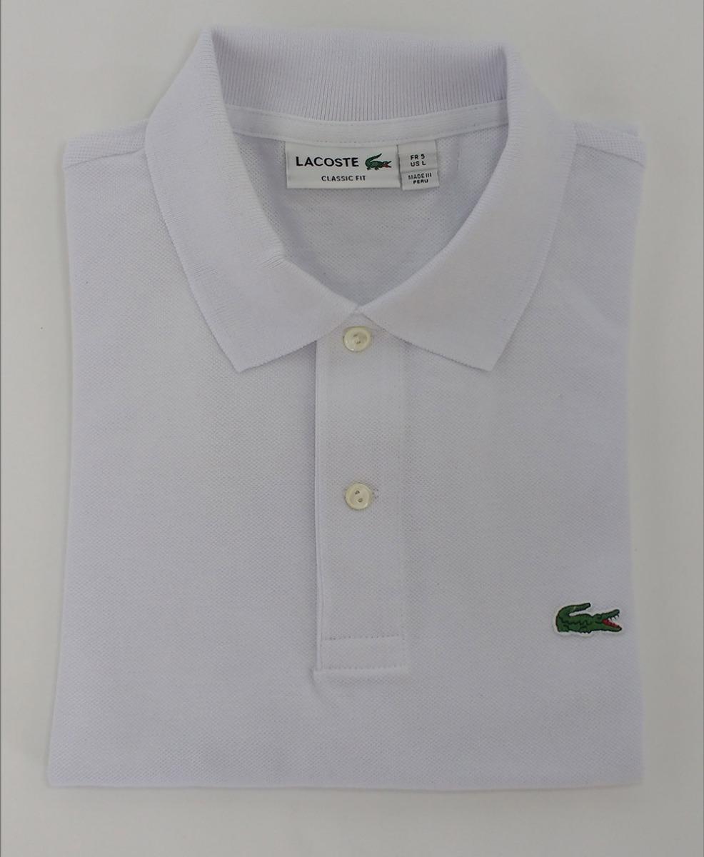 camiseta gola polo lacoste original importada ralph lauren. Carregando zoom. a28041421ea89