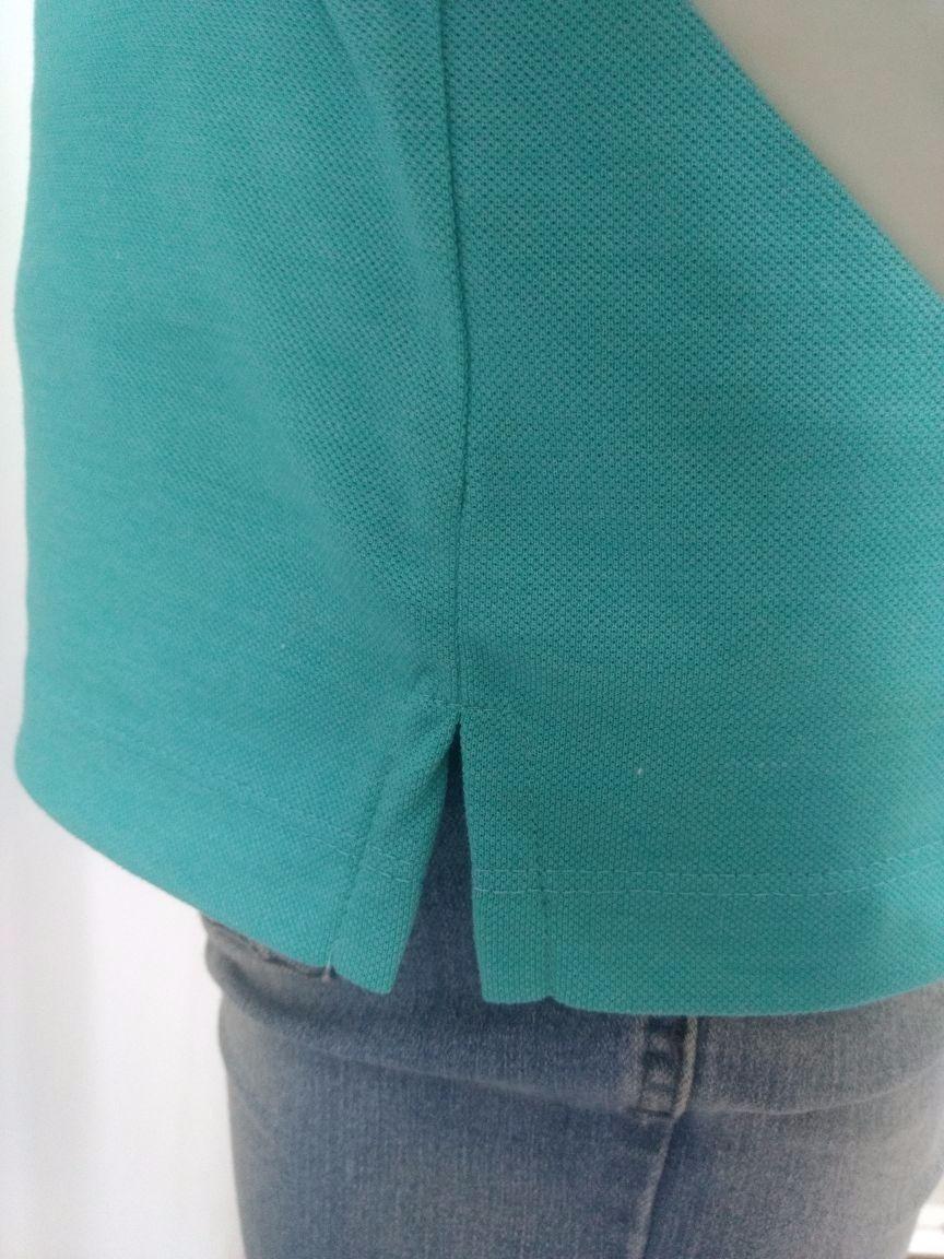 6987939a09 camiseta gola polo masculina brasão verde mar piquet cekock. Carregando zoom .