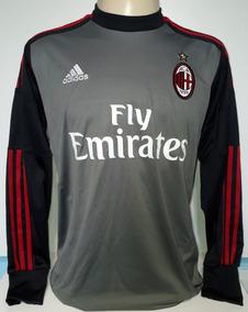 49f728fbf8 Camisa Goleiro Milan Times - Camisas de Futebol no Mercado Livre Brasil
