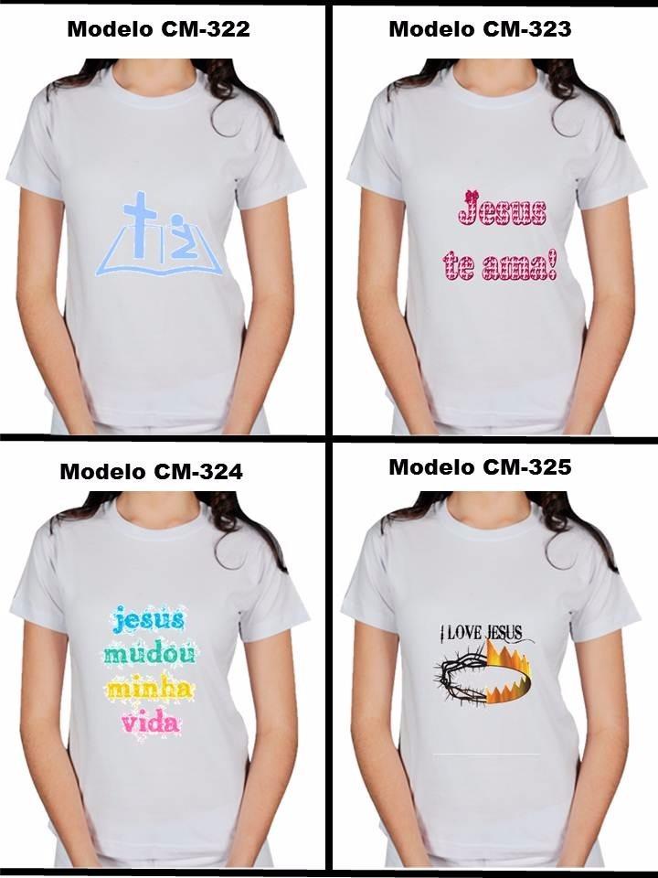 ea82422bb camiseta gospel jesus cristo deus bíblia evangélica frases. Carregando zoom.