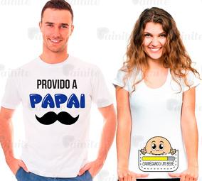 d933201163 Camisetas Personalizadas De Cha De Bebe Para O Pai - Camisetas Manga ...