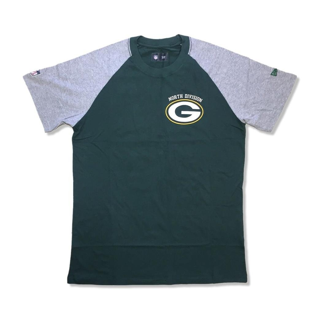 camiseta green bay packers division verde - new era. Carregando zoom. 9f2a5daf4ac