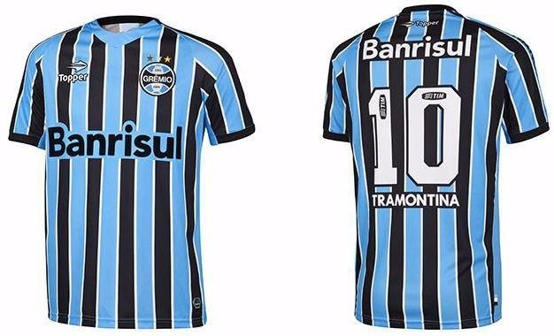 e09f419990 Camiseta Gremio Porto Alegre 2014 Utileria  9 10 11 -   800