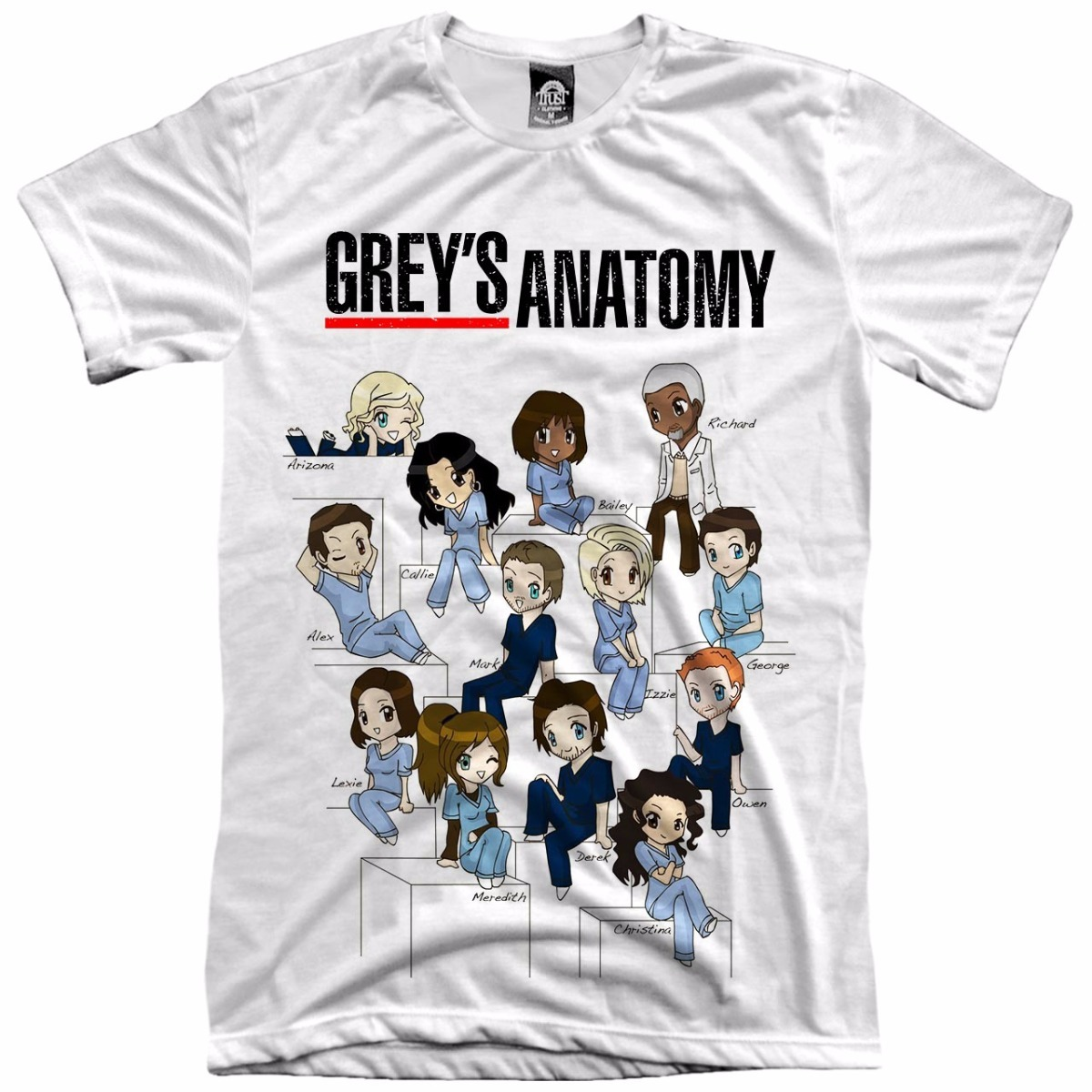 Dorable Anatomía De Una Camiseta Regalo - Imágenes de Anatomía ...