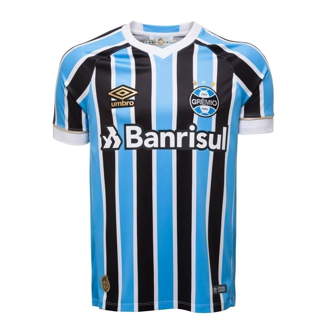 ddb4ca1ad Camiseta Grêmio S n° Nova 2018 2019 Original Masculina Game - R  170 ...
