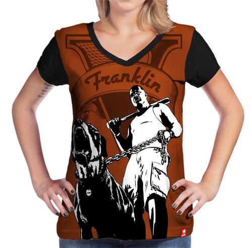 camiseta gta - cidade do herói