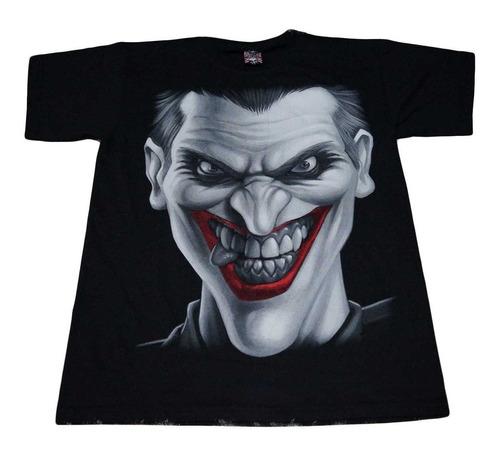camiseta guason rock activity importada talla m