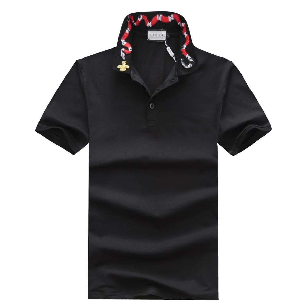Camiseta Gucci Hombre Tipo Polo Original. -   285.000 en Mercado Libre 3a56e8a1436