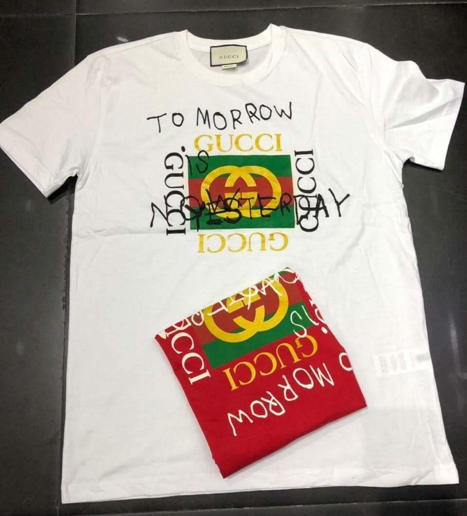 camiseta gucci original lançamento. Carregando zoom. d4375cd2684