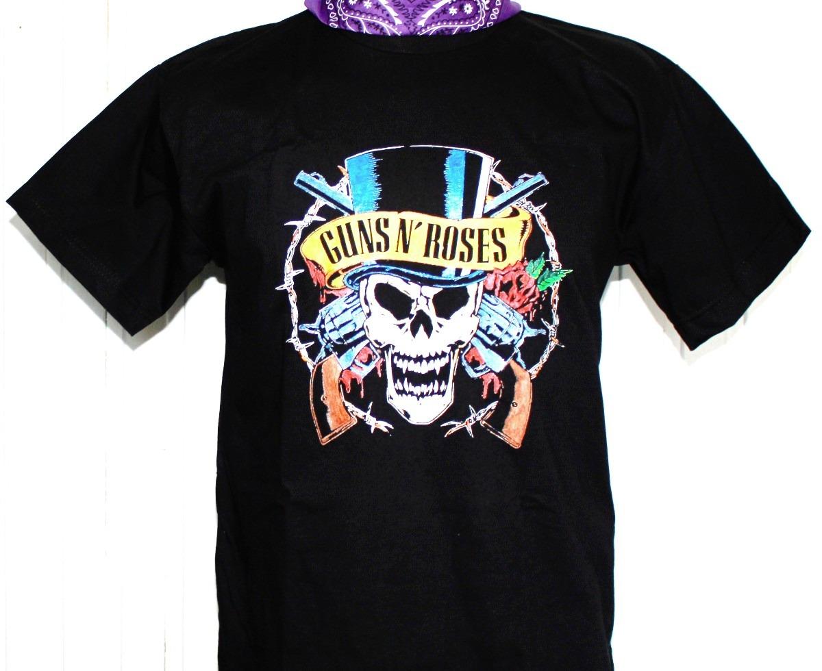Guns N' Roses prohíbe llevar camisetas de Slash en shows Los conciertos de Guns N' Roses en Reino Unido están llamando la atención, esta vez por una restricción bastante sui generis que ha impuesto la banda a los asistentes.