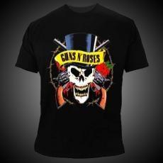 camiseta -guns n' roses- tamanho m