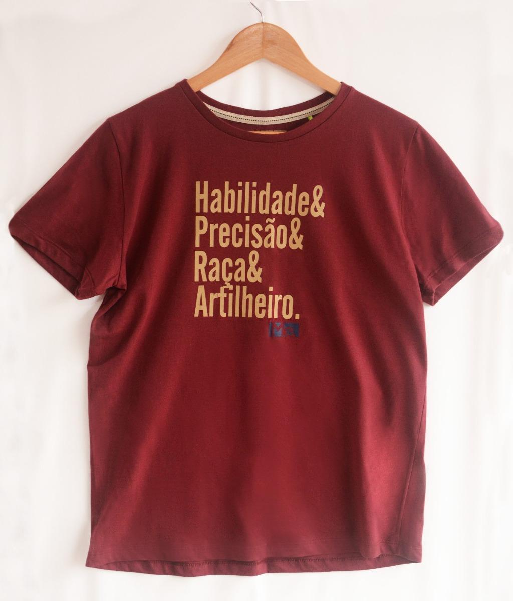 Camiseta Habilidade Me. A Grife Do Boleiro - R  34 15d0d46f853