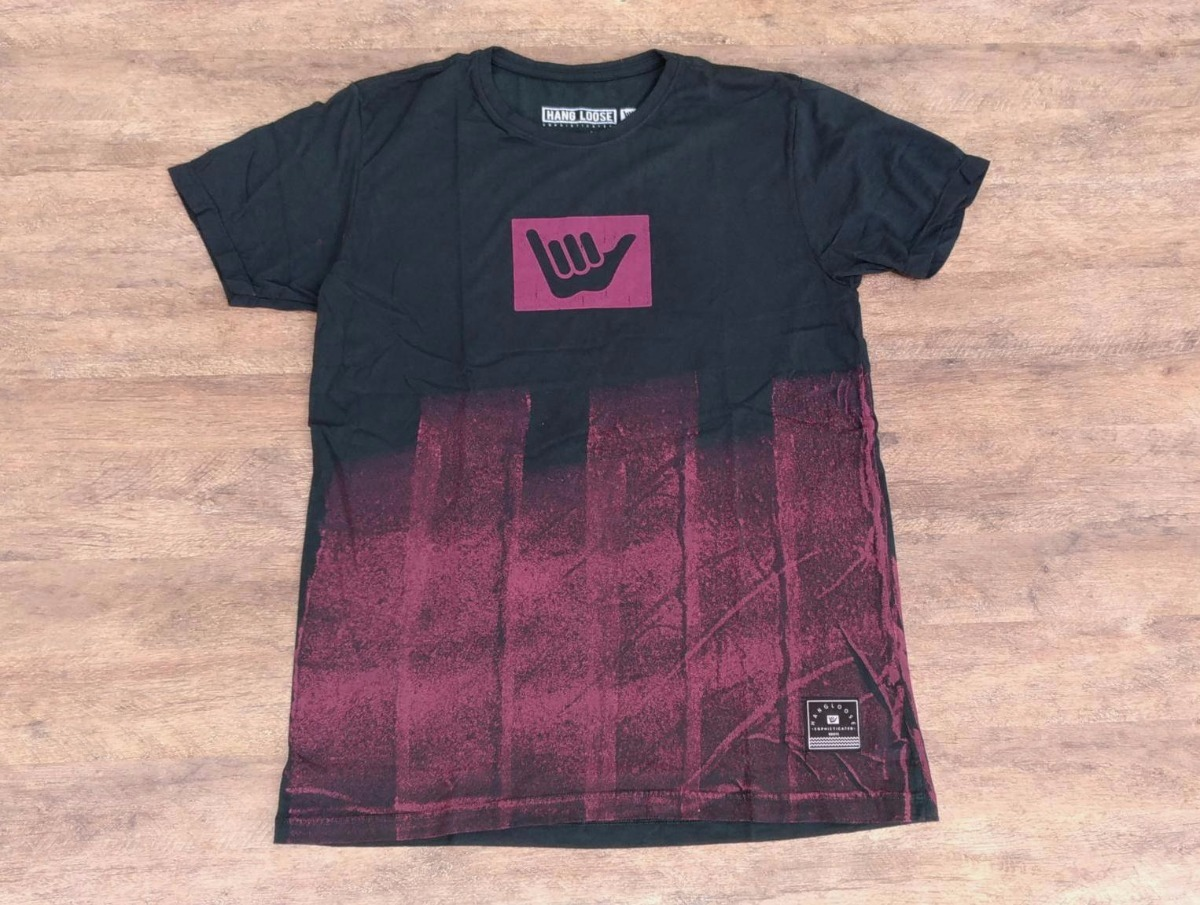 2eaf547086 camiseta hang loose classic - camisa masculina casual. Carregando zoom.