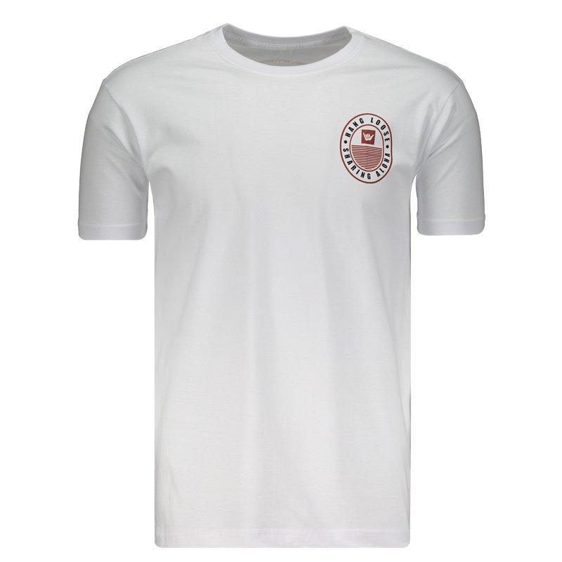 ec5a5573d3e45 camiseta hang loose pineapple branca. Carregando zoom.