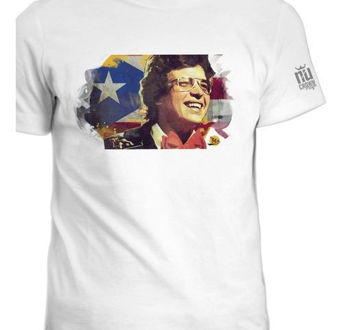 camiseta hector lavoe salsa hombre ink