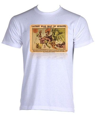 camiseta história historiador mapas antigos p ao gg - mod 13
