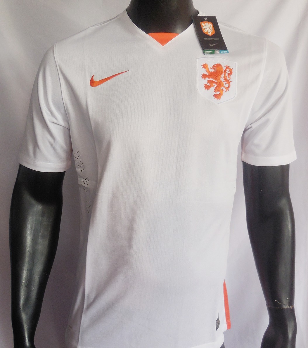camiseta holanda 2015 2016 away nike. Cargando zoom. 20e1402a8a405