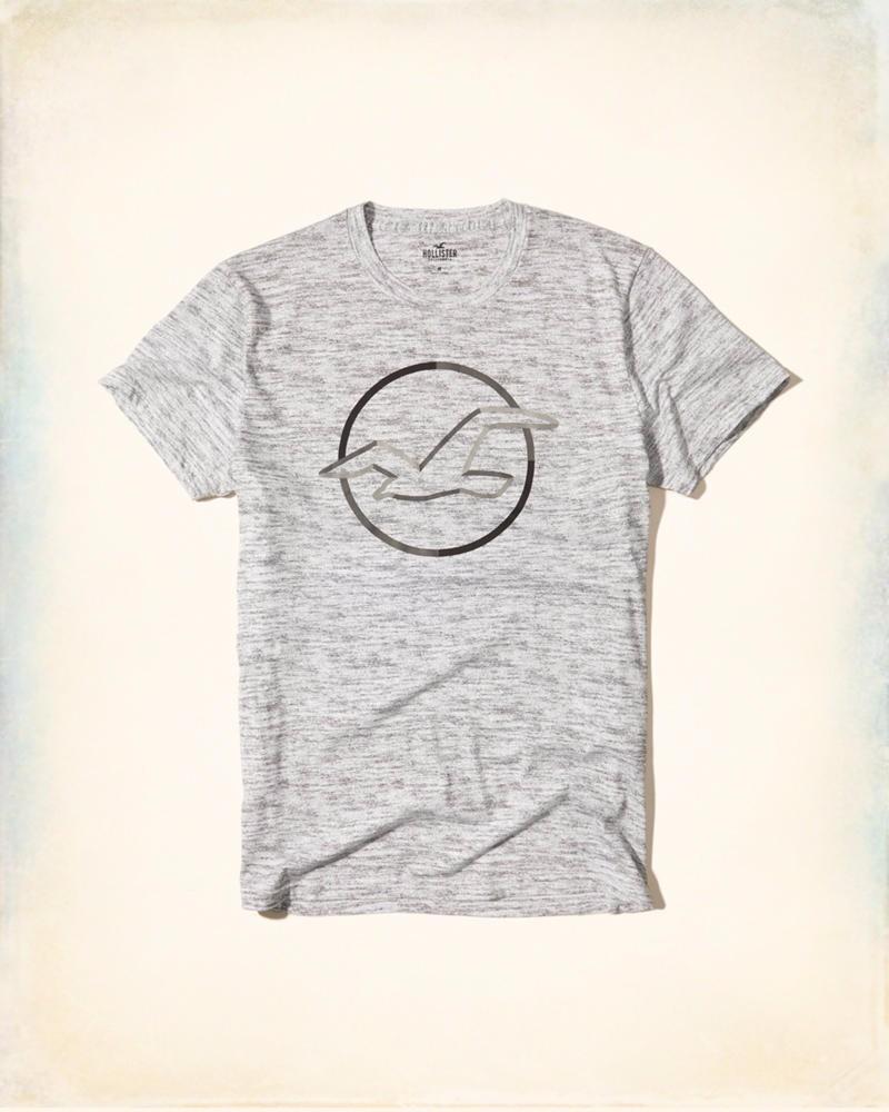 8e05e9f092 camiseta hollister abercrombie masc original eua p cinzzza. Carregando zoom.