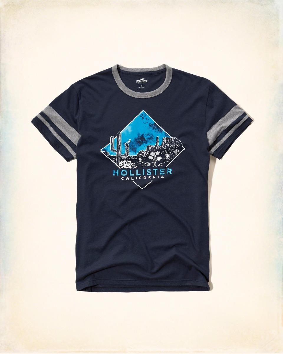e28a4c2ad3 camiseta hollister abercrombie masculina original eua p azzu. Carregando  zoom.