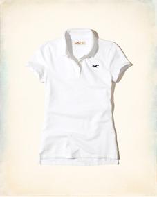 d67e77b31c Camiseta Hollister Feminina Réplica - Calçados