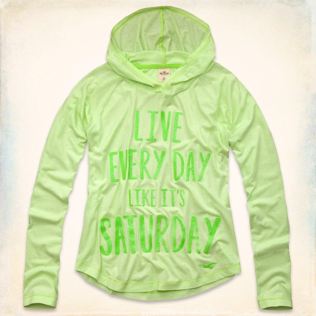 bebc182594 camiseta hollister feminina verde m blusas gap abercrombie. Carregando zoom.