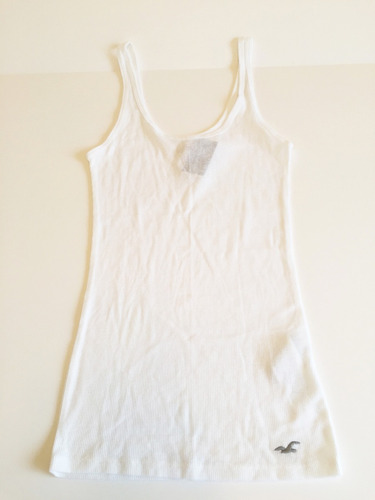 camiseta hollister mujer medium original
