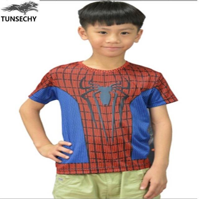 789523e47 Camiseta Homem Aranha Infantil Fantasia Spider Man - R  59