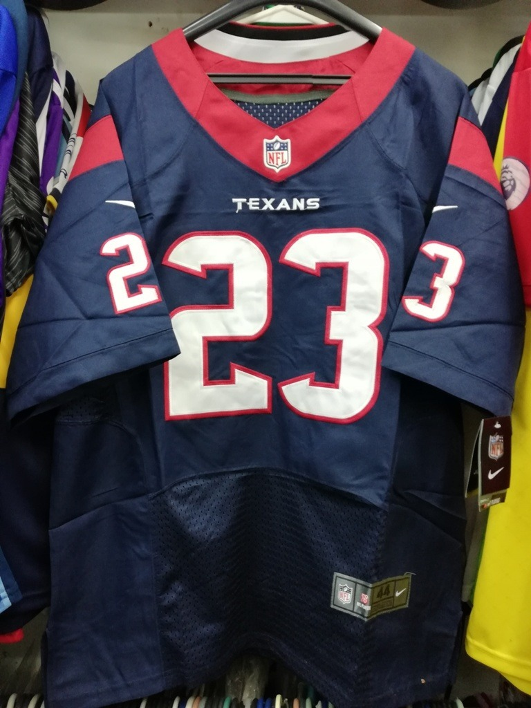camiseta houston texans  23 original n.f.l. Cargando zoom. 857d81524d2